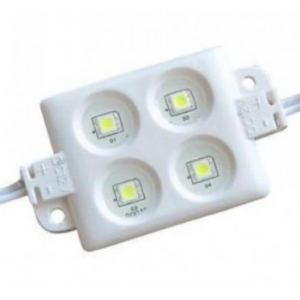 4 LED White Modules