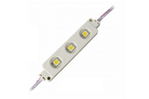 3 LED White Modules